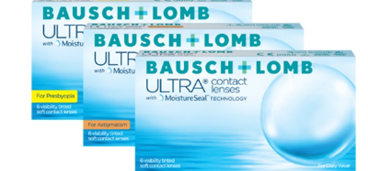 Bausch + Lomb ULTRA gets FDA approval for extended wear
