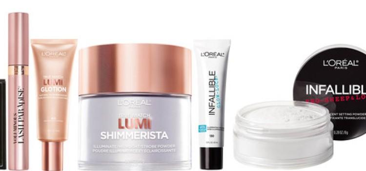 Beauty tips from L'Oréal Paris celebrity makeup artist Sir John