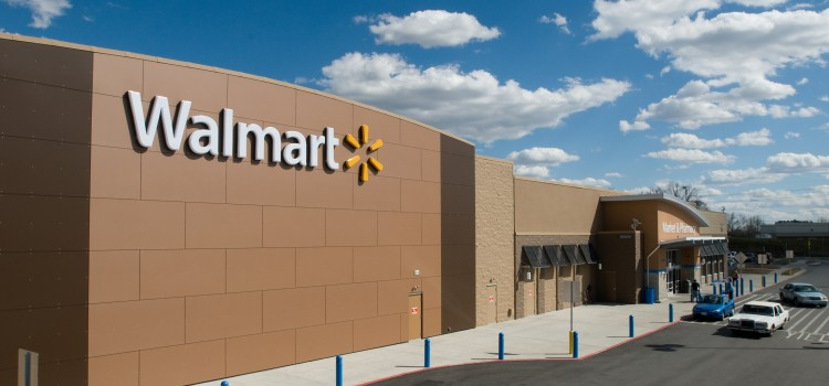 Walmart's earnings rise as e-commerce sales jump 40%