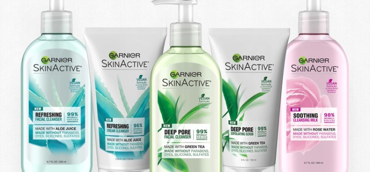Garnier SkinActive line gets silver certification