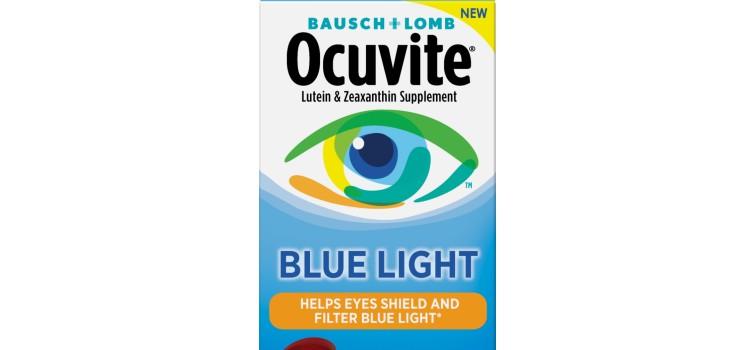 Bausch + Lomb unveils Ocuvite Blue Light eye vitamins