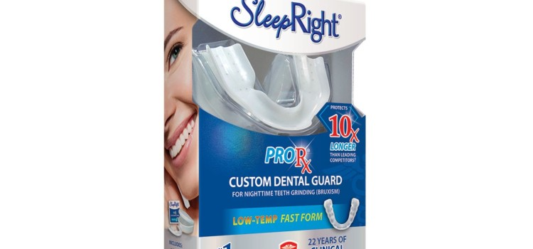 SleepRight ProRx Custom Dental Guard now at H-E-B