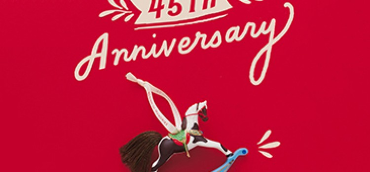 Hallmark kicks off 45th anniversary with ornament premiere