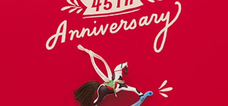 Hallmark kicks off 45th anniversary with ornament premiere