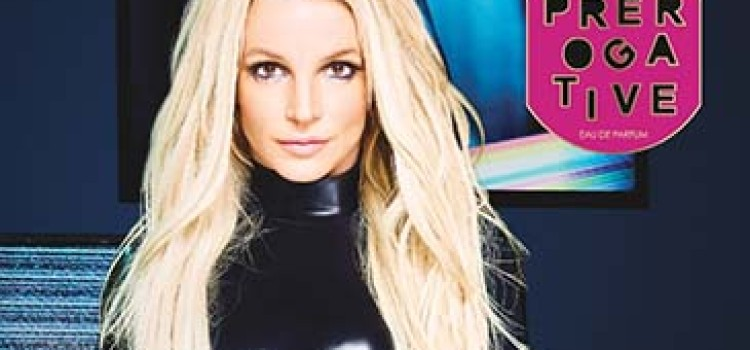 Britney Spears uncensored in new Revlon fragrance ad