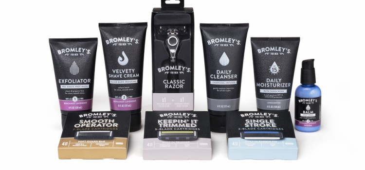 Kroger intros Bromley's shaving and grooming collection for men