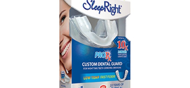 SleepRight ProRx Custom Dental Guard now available at Publix