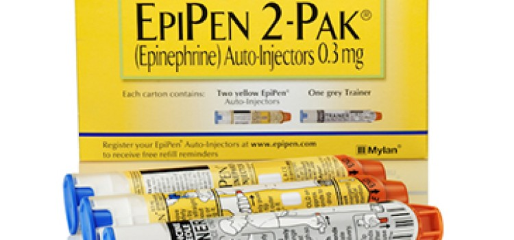 FDA extends EpiPen expiration date to combat shortage