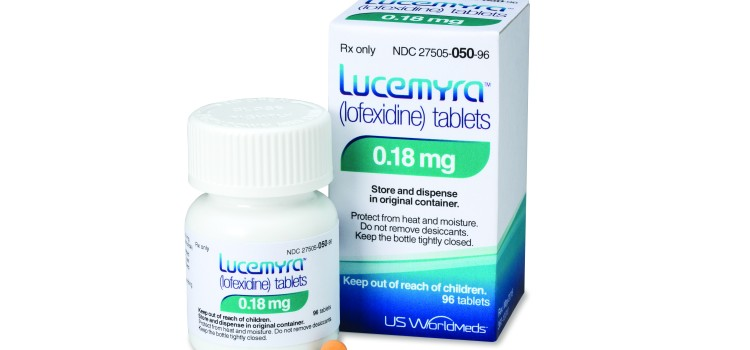 US WorldMeds and Salix announce U.S. roll out of Lucemyra