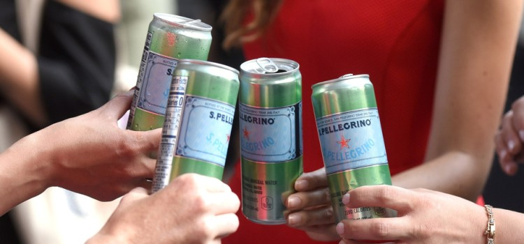 S.Pellegrino rolls out sleek and stylish cans
