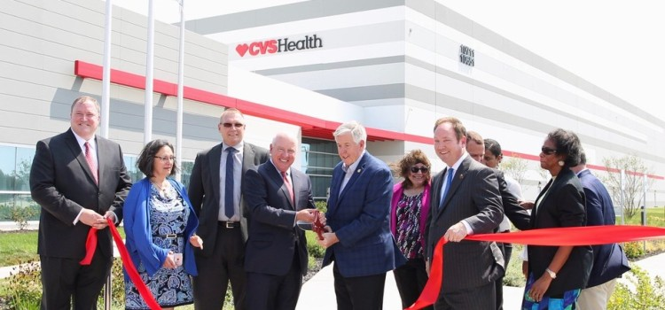 CVS Health opens retail distribution center in Kansas City