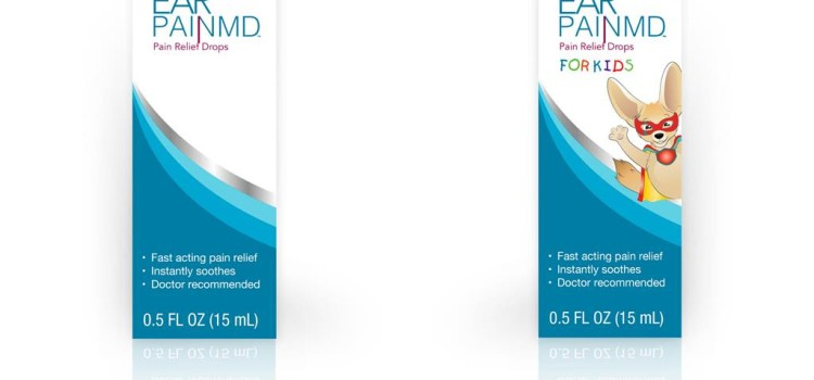 Eosera launches Ear Pain MD and Ear Pain MD For Kids