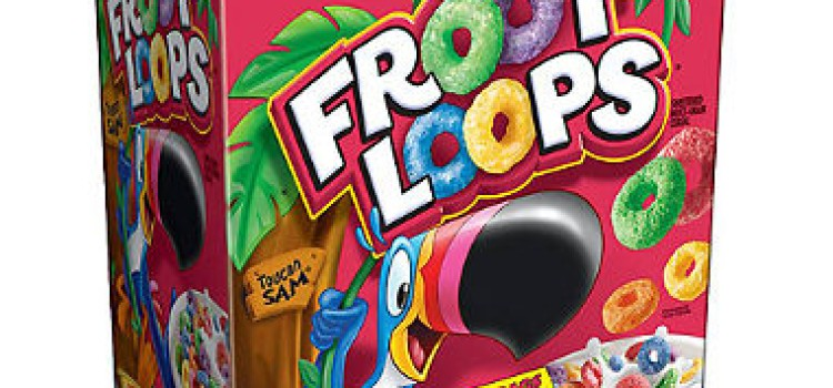 Kellogg's Froot Loops teams with United Way to fight against bullying