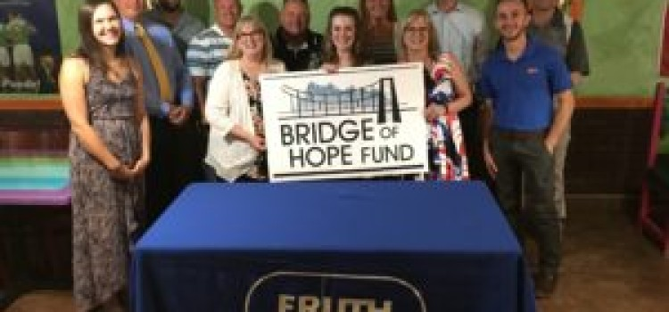 Fruth Pharmacy hosts dinner for 1st Bridge of Hope Scholarship recipients