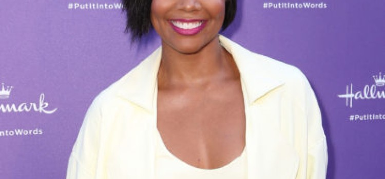 "Hallmark rolls out ""Put It Into Words"" with Gabrielle Union"