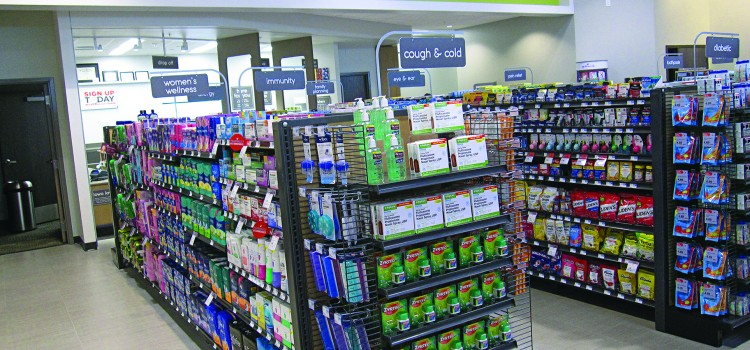 HealthMarket store unveiled by Hy-Vee