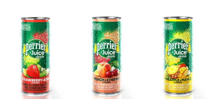 Perrier brings bold and tasty refreshment to Los Angeles