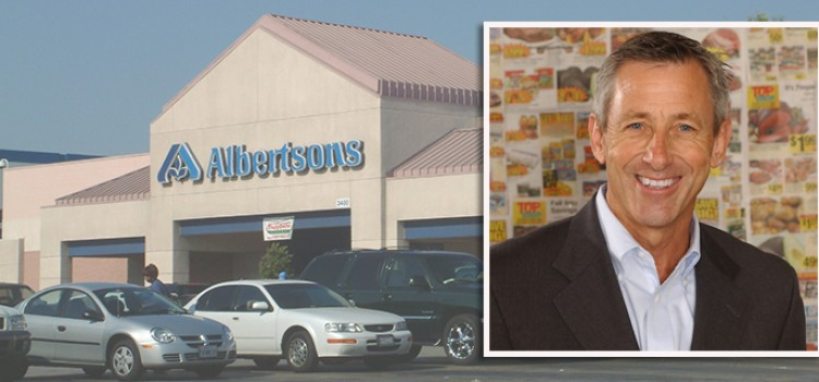 Albertsons names Jim Donald CEO