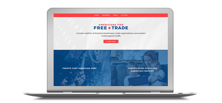 "NACDS joins ""Americans for Free Trade"" coalition"