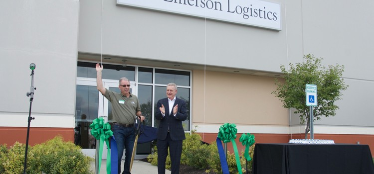 Emerson Group opens new warehouse in Indiana