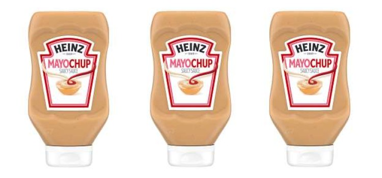 Kraft Heinz rolls out Mayochup