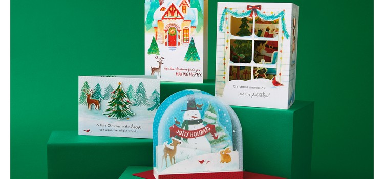 Hallmark's Paper Wonder cards reveal a distinctive surprise