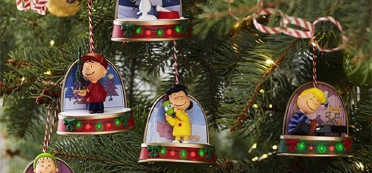More than 125 new Hallmark Keepsake Ornaments will be unveiled at annual event