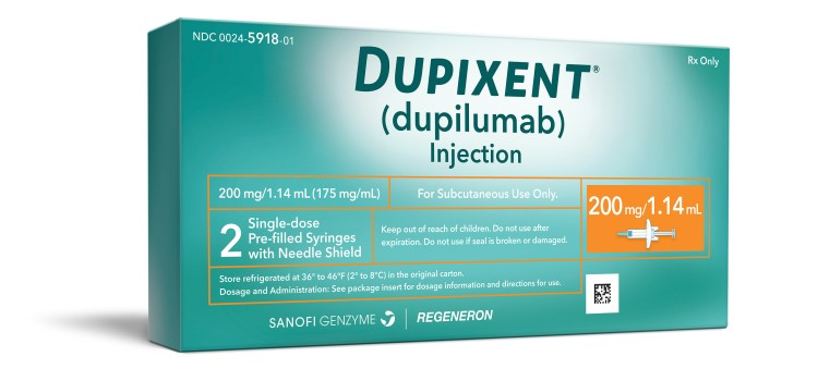 FDA approves asthma indication for Dupixent (dupilumab)