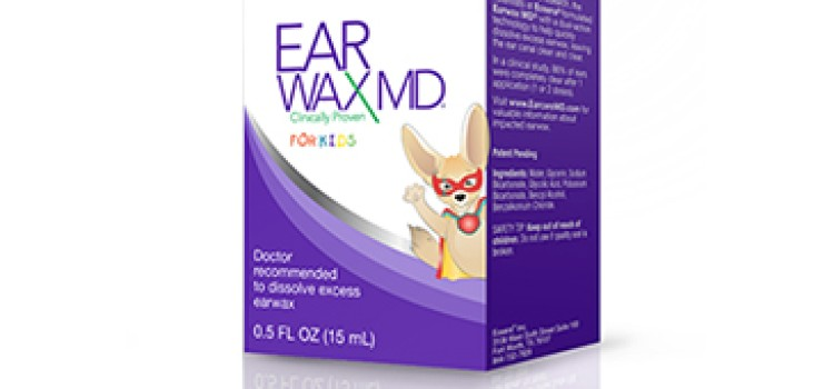 Eosera launches Earwax MD for Kids