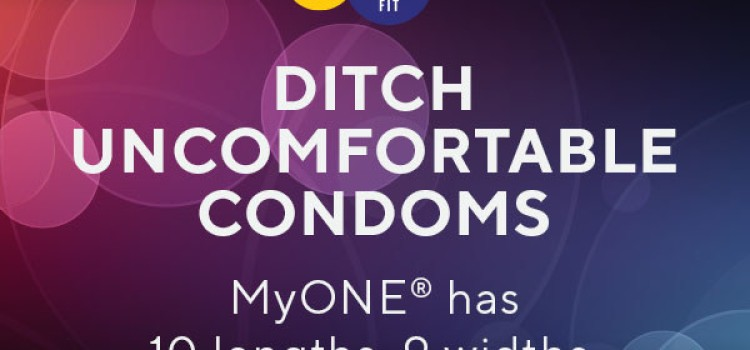 One launches new myONE condom