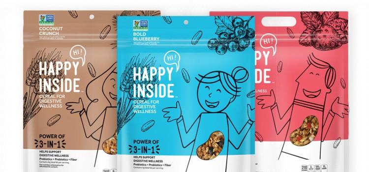 Kellogg debuts new HI! Happy Inside cereal