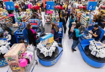 Thanksgiving weekend spending up 16%