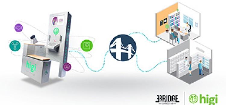 higi and Bridge Connector announce partnership