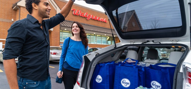 Walgreens expands Kroger pilot