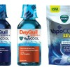 Vicks brings relief with DayQuil and NyQuil Severe with VapoCOOL