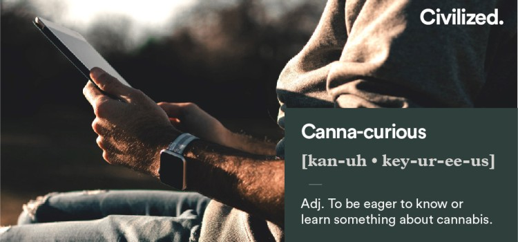 """Canna-curious"" named word of the year by Civilized"