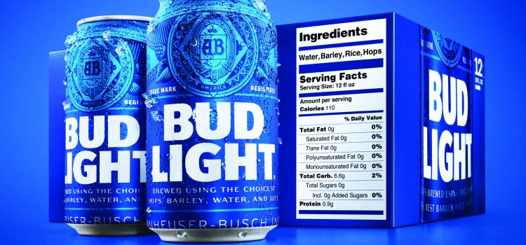 Bud Light elevates transparency in beer industry