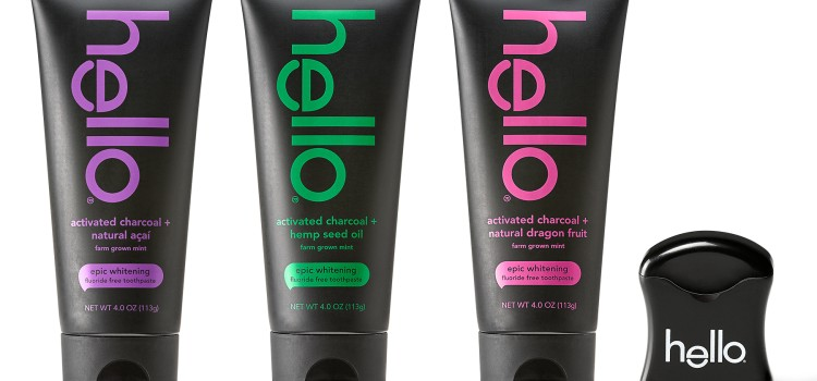 Hello Products expands activated charcoal collection