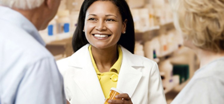 Community pharmacies play a critical role in health care