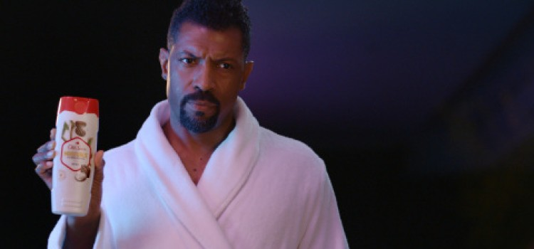 Deon Cole stars in new Old Spice ad campaign