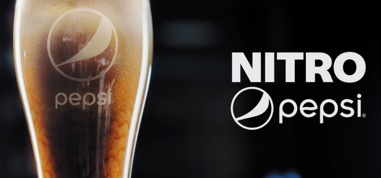"Pepsi to launch new nitrogen-infused drink called ""Nitro Pepsi"""