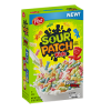 Post Consumer Brands, Mondelez Int. launch Sour Patch Kids flavored cereal