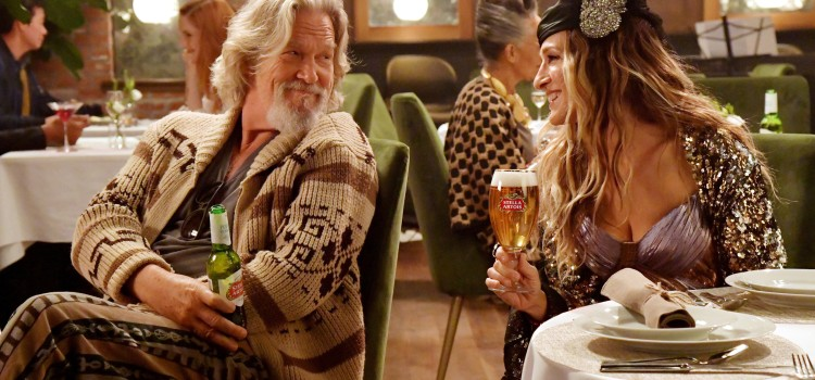 Stella Artois brings back The Dude and Carrie Bradshaw this Super Bowl for a good cause