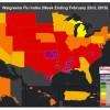 Oklahoma City, Okla. and Greensboro, N.C. tops in flu activity