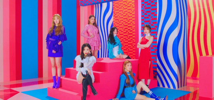 K-Beauty brand Kaja announces first ever K-POP partnership in the U.S. with (G)I-DLE