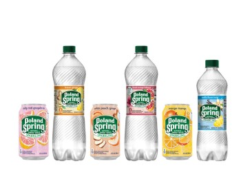 Poland Spring unveils six new sparkling flavors