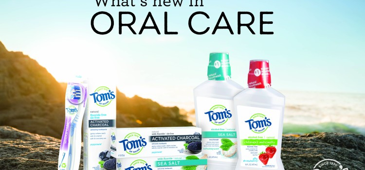 Tom's of Maine unveils 9 new natural products for 2019