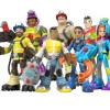 Fisher-Price re-launches Rescue Heroes brand