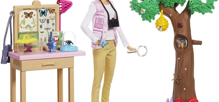 Barbie, National Geographic announce global licensing agreement