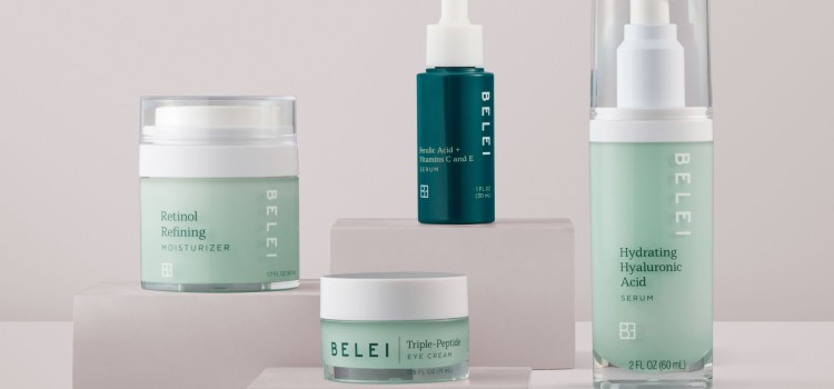 Amazon launches Beleil dedicated skin care line